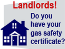 Landlord Gas Safety Certificates in Salford