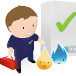 boiler servicing in salford